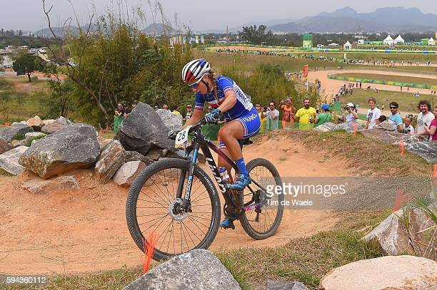 31st Rio 2016 Olympics / Cycling Women's Crosscountry Pauline FERRAND PREVOT / Mountain Bike Centre/ Summer Olympic Games /