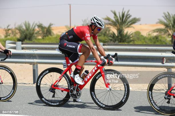3rd Abu Dhabi Tour 2017 / Stage 1 Alberto CONTADOR VELASCO / Baynounah Educational Complex Madinat Zayed/ Ride to Abu Dhabi / Emirates Motor Company...