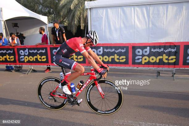 3rd Abu Dhabi Tour 2017 / Stage 1 Arrival / Alberto CONTADOR VELASCO / Baynounah Educational Complex Madinat Zayed/ Ride to Abu Dhabi / Emirates...