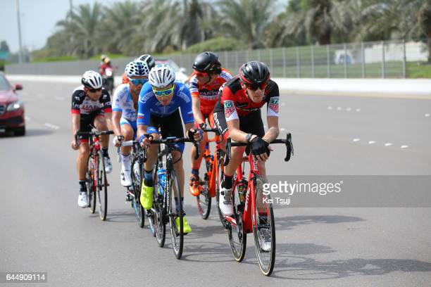 3rd Abu Dhabi Tour 2017 / Stage 2 Marco CANOLA / Alessandro DE MARCHI / Fabio CALABRIA / Kristijan DURASEK / Kirill SVESHNIKOV / Abu DhabiAl Maryah...