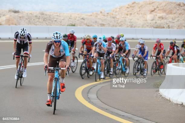 3rd Abu Dhabi Tour 2017 / Stage 3 Mathias FRANK / Tom DUMOULIN / Hazza Bin Zayed Stadium Jebel Hafeet 1025m / Ride to Abu Dhabi / Al Maryah Island...
