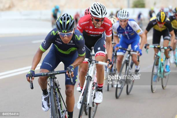 3rd Abu Dhabi Tour 2017 / Stage 3 Nairo QUINTANA ROJAS / Alberto CONTADOR VELASCO / Julian ALAPHILIPPE / George BENNETT / Hazza Bin Zayed Stadium...