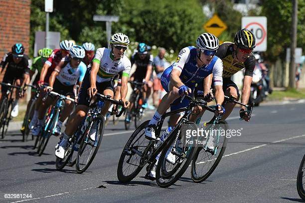 3rd Cadel Evans Great Ocean Road Race 2017 / Men Petr VAKOC / Robert GESINK / Geelong Waterfront Geelong Waterfront / Men / Great Ocean Road Race /...