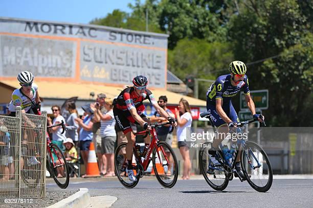 3rd Cadel Evans Great Ocean Road Race 2017 / Men Rohan DENNIS / Sam BEWLEY / Geelong Waterfront Geelong Waterfront / Men / Great Ocean Road Race /...
