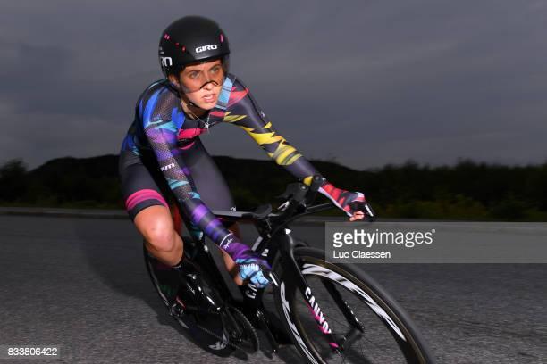 3rd Ladies Tour Of Norway 2017 / Prologue Alexis RYAN / Halden Halden / Individual Time Trial / ITT / Women / TON /