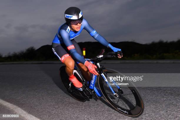 3rd Ladies Tour Of Norway 2017 / Prologue Anna BADEGRUBER / Halden Halden / Individual Time Trial / ITT / Women / TON /