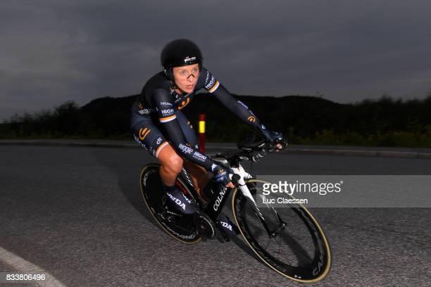 3rd Ladies Tour Of Norway 2017 / Prologue Annette EDMONDSON / Halden Halden / Individual Time Trial / ITT / Women / TON /