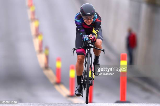 3rd Ladies Tour Of Norway 2017 / Prologue Barbara GUARISCHI / Halden Halden / Individual Time Trial / ITT / Women / TON /