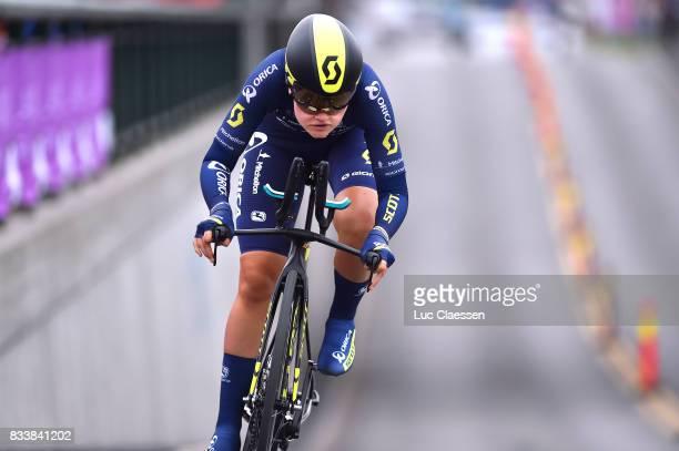 3rd Ladies Tour Of Norway 2017 / Prologue Giorgia WILLIAMS / Halden Halden / Individual Time Trial / ITT / Women / TON /