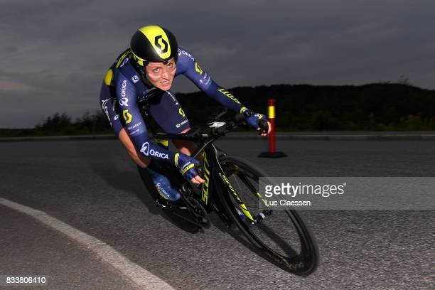 3rd Ladies Tour Of Norway 2017 / Prologue Gracie ELVIN / Halden Halden / Individual Time Trial / ITT / Women / TON /