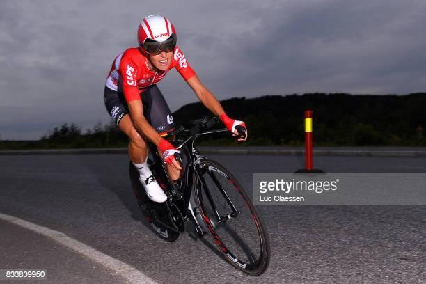 3rd Ladies Tour Of Norway 2017 / Prologue Isabelle BECKERS / Halden Halden / Individual Time Trial / ITT / Women / TON /