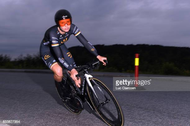 3rd Ladies Tour Of Norway 2017 / Prologue Jolien DHOORE / Halden Halden / Individual Time Trial / ITT / Women / TON /
