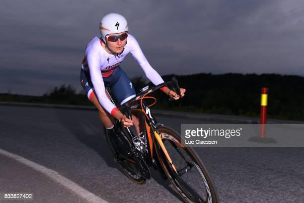 3rd Ladies Tour Of Norway 2017 / Prologue Katarzyna PAWLOWSKA / Halden Halden / Individual Time Trial / ITT / Women / TON /