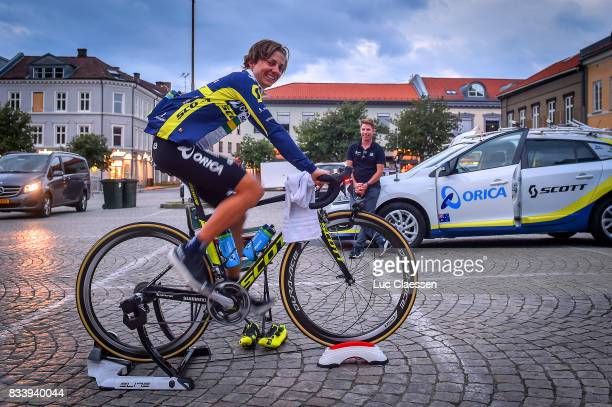 3rd Ladies Tour Of Norway 2017 / Prologue Katrin GARFOOT / Halden Halden / Individual Time Trial / ITT / Women / TON /