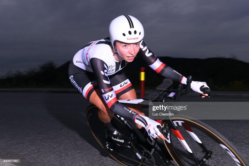 3rd Ladies Tour Of Norway 2017 / Prologue Liane LIPPERT (GER)/ Halden - Halden (3,4km) / Individual Time Trial / ITT / Women / TON /