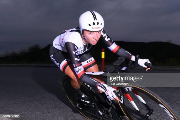 3rd Ladies Tour Of Norway 2017 / Prologue Liane LIPPERT / Halden Halden / Individual Time Trial / ITT / Women / TON /