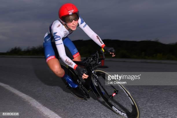 3rd Ladies Tour Of Norway 2017 / Prologue Lisa KLEIN / Halden Halden / Individual Time Trial / ITT / Women / TON /