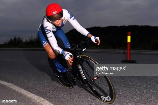 3rd Ladies Tour Of Norway 2017 / Prologue Lotta LEPISTO / Halden Halden / Individual Time Trial / ITT / Women / TON /