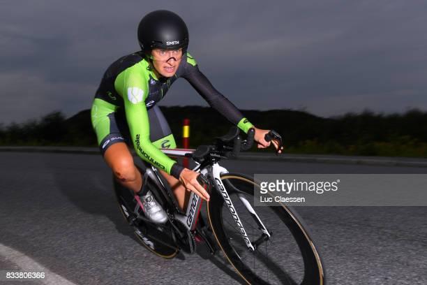 3rd Ladies Tour Of Norway 2017 / Prologue Malgorzata JASINSKA / Halden Halden / Individual Time Trial / ITT / Women / TON /