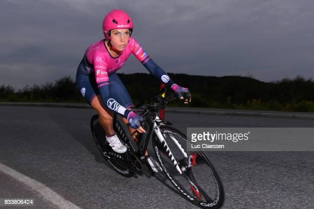 3rd Ladies Tour Of Norway 2017 / Prologue Olga ZABELINSKAYA / Halden Halden / Individual Time Trial / ITT / Women / TON /