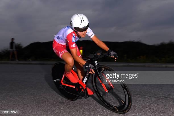 3rd Ladies Tour Of Norway 2017 / Prologue Roxane KNETEMANN / Halden Halden / Individual Time Trial / ITT / Women / TON /