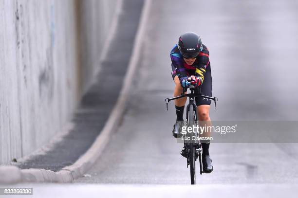 3rd Ladies Tour Of Norway 2017 / Prologue Tiffany CROMWELL / Halden Halden / Individual Time Trial / ITT / Women / TON /