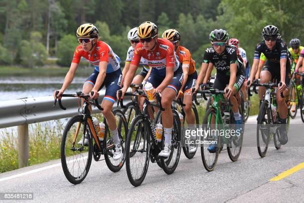 3rd Ladies Tour Of Norway 2017 / Stage 2 Christine MAJERUS / Chantal BLAAK / Katarzyna NIEWIADOMA / Peloton / Sarpsborg Fredrikstad / Women / TON /