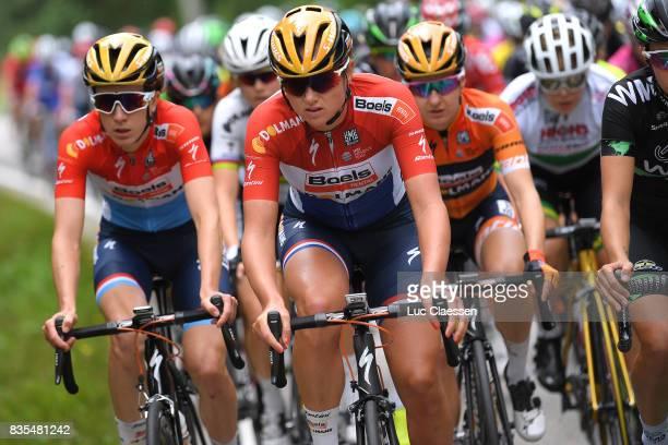 3rd Ladies Tour Of Norway 2017 / Stage 2 Christine MAJERUS / Chantal BLAAK / Team Boels Dolmans Cycling Team / Peloton / Sarpsborg Fredrikstad /...