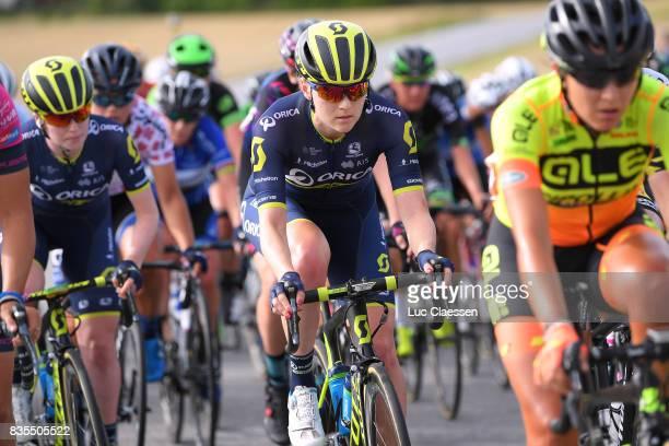 3rd Ladies Tour Of Norway 2017 / Stage 2 Gracie ELVIN / Peloton / Sarpsborg Fredrikstad / Women / TON /