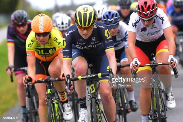 3rd Ladies Tour Of Norway 2017 / Stage 2 Gracie ELVIN / Sarpsborg Fredrikstad / Women / TON /