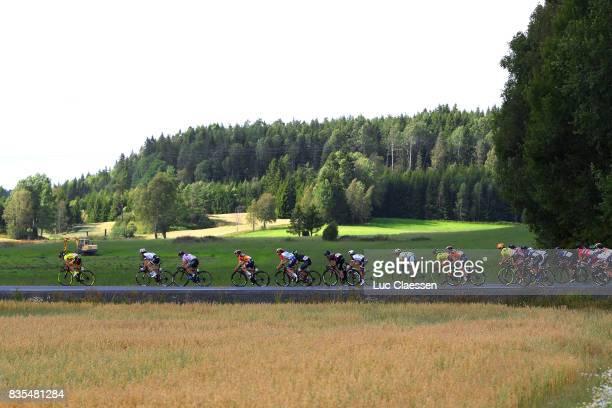 3rd Ladies Tour Of Norway 2017 / Stage 2 Landscape / Illustration / Peloton / Sarpsborg Fredrikstad / Women / TON /