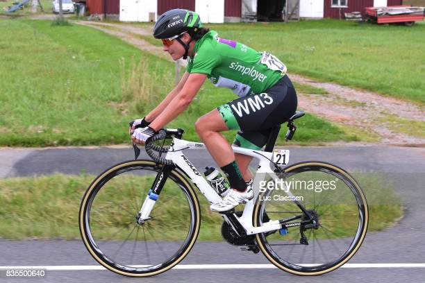 3rd Ladies Tour Of Norway 2017 / Stage 2 Marianne VOS Green points jersey / Sarpsborg Fredrikstad / Women / TON /