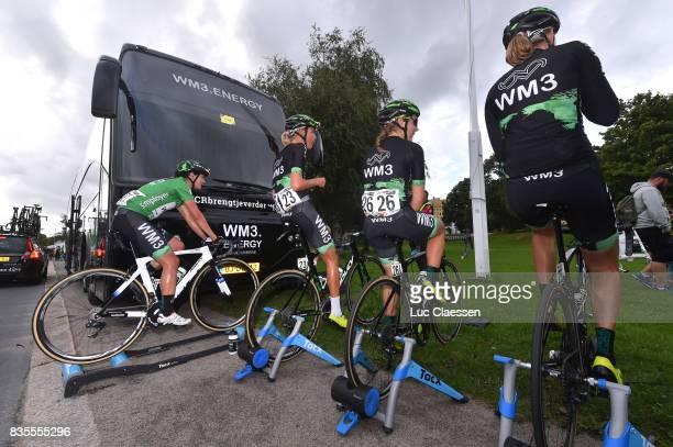 3rd Ladies Tour Of Norway 2017 / Stage 2 Marianne VOS Green points jersey/ Moniek TENNIGLO / Yara KASTELIJN / Sarpsborg Fredrikstad / Women / TON /