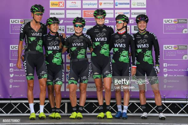 3rd Ladies Tour Of Norway 2017 / Stage 2/ Marianne VOS / Katarzyna NIEWIADOMA / Moniek TENNIGLO / Anouska KOSTER / Jeanne KOREVAAR / Yara KASTELIJN /...