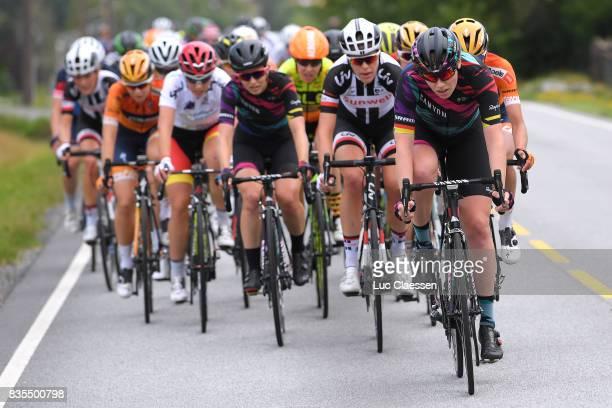 3rd Ladies Tour Of Norway 2017 / Stage 2 Mieke KROGER / Peloton / Sarpsborg Fredrikstad / Women / TON /