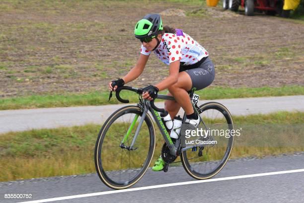 3rd Ladies Tour Of Norway 2017 / Stage 2 Rossella RATTO Polka dot Mountain Jersey / Sarpsborg Fredrikstad / Women / TON /