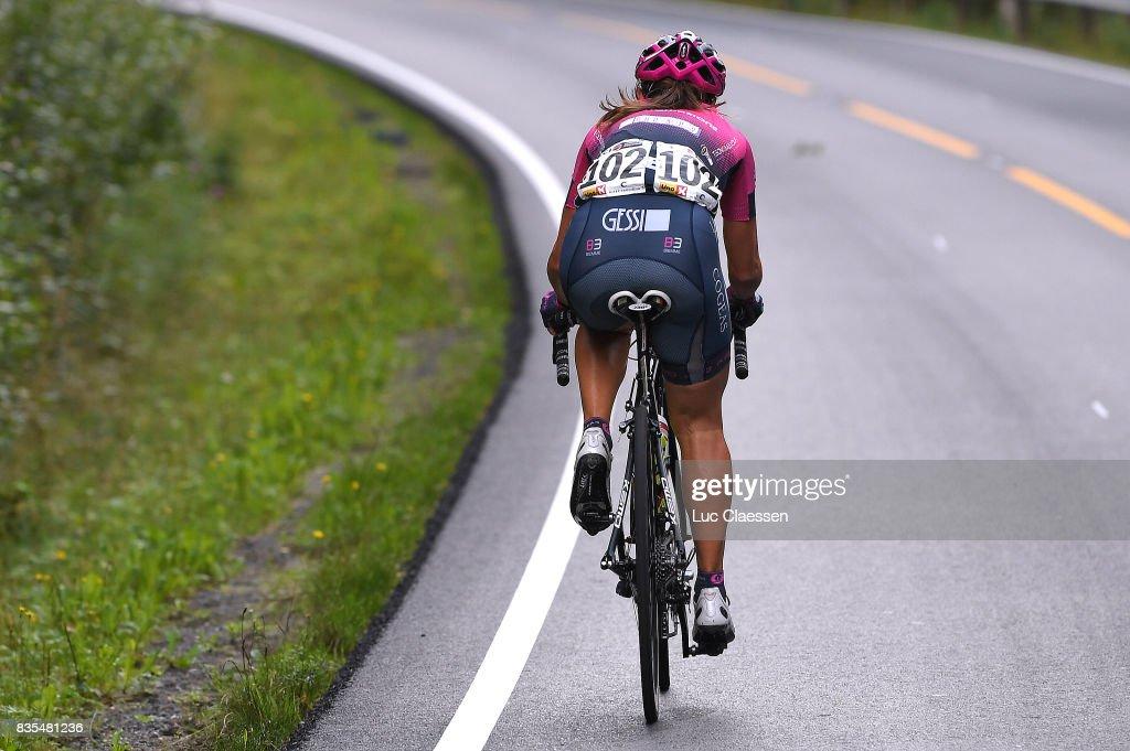 3rd Ladies Tour Of Norway 2017 / Stage 2 Silvia VALSECCHI (ITA)/ Sarpsborg - Fredrikstad (140,4km) / Women / TON /