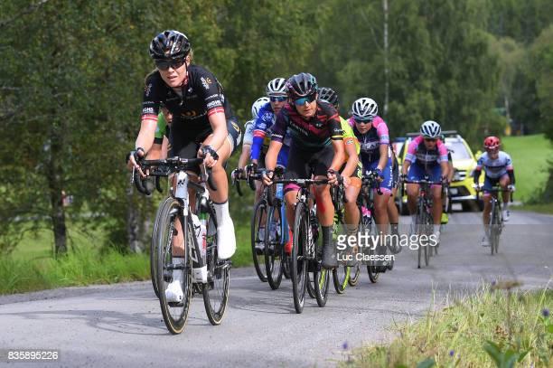 3rd Ladies Tour Of Norway 2017 / Stage 3 Claudia LICHTENBERG / Barbara GUARISCHI / Svinesund Halden / Women / TON /