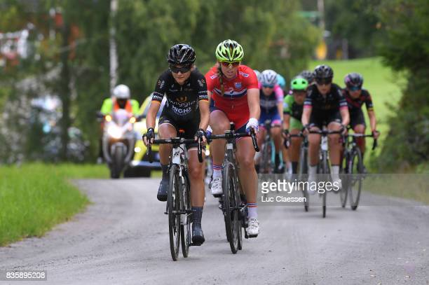 3rd Ladies Tour Of Norway 2017 / Stage 3 Emilia FAHLIN / Svinesund Halden / Women / TON /