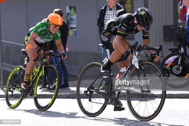 3rd Ladies Tour Of Norway 2017 / Stage 3 Giorgia BRONZINI / Svinesund Halden / Women / TON /