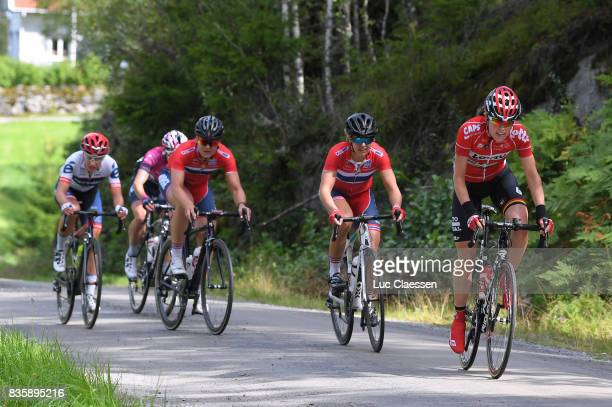 3rd Ladies Tour Of Norway 2017 / Stage 3 Julie VAN DE VELDE / Svinesund Halden / Women / TON /