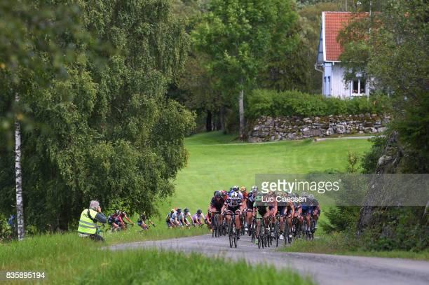 3rd Ladies Tour Of Norway 2017 / Stage 3 Landscape / Gravelroad/ Svinesund Halden / Women / TON /