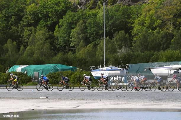 3rd Ladies Tour Of Norway 2017 / Stage 3 Landscape / Peloton / Svinesund Halden / Women / TON /