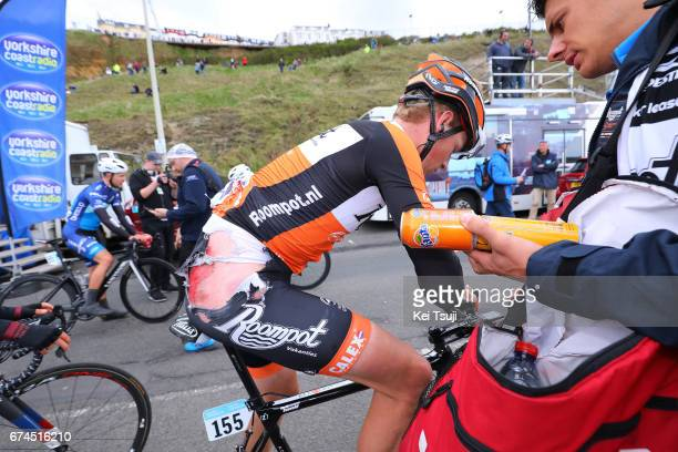 3rd Tour of Yorkshire 2017 / Stage 1 Arrival / Martijn TUSVELD / Crash / Injury / Bridlington Scarborough / Tour de Yorkshire /