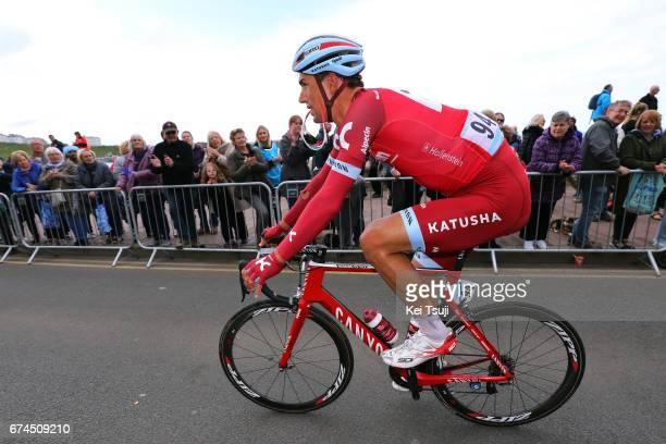 3rd Tour of Yorkshire 2017 / Stage 1 Arrival / Reto HOLLENSTEIN / Bridlington Scarborough / Tour de Yorkshire /