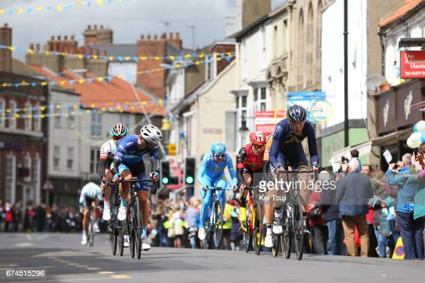3rd Tour of Yorkshire 2017 / Stage 1 Conor DUNNE / Angel MADRAZO / Etienne VAN EMPEL / James LOWSLEYWILLIAMS / Tobyn HORTON / Yoeri HAVIK /...