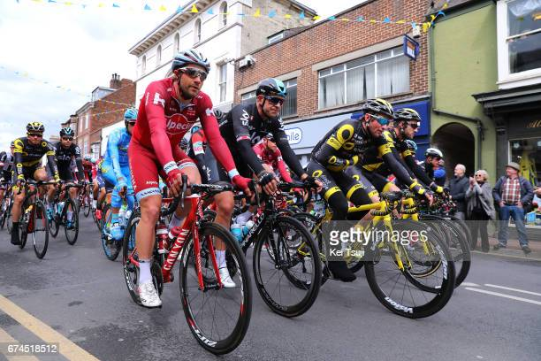 3rd Tour of Yorkshire 2017 / Stage 1 Ian STANNARD / Tony HUREL / Marco HALLER / Bridlington Scarborough / Tour de Yorkshire /