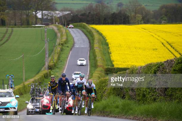 3rd Tour of Yorkshire 2017 / Stage 1 Kamil GRADEK / Perrig QUEMENEUR /Conor DUNNE / Angel MADRAZO / Etienne VAN EMPEL / James LOWSLEYWILLIAMS / Tobyn...
