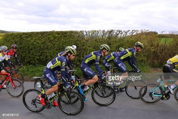 3rd Tour of Yorkshire 2017 / Stage 1 Mitchell DOCKER / Mathew HAYMAN / Roger KLUGE / Bridlington Scarborough / Tour de Yorkshire /