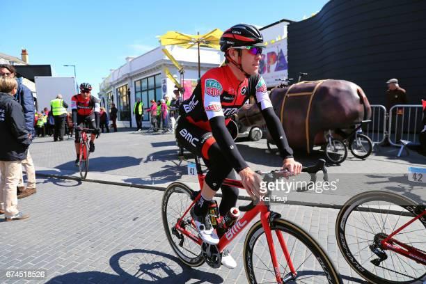 3rd Tour of Yorkshire 2017 / Stage 1 Start / Brent BOOKWALTER / Bridlington Scarborough / Tour de Yorkshire /